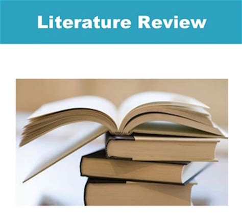 How to Write a Literature Review Psychology In Action